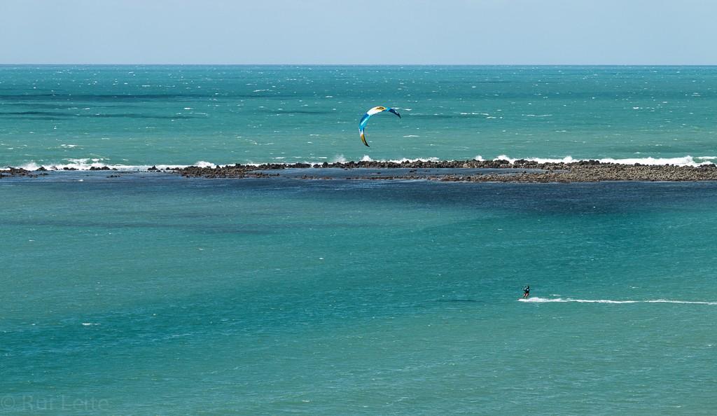 Beach at Natal